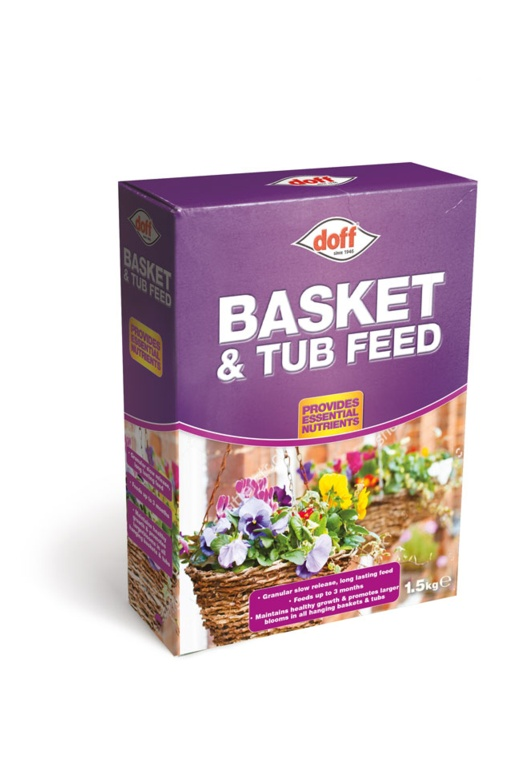Doff Basket & Tub Feed - 1.5kg