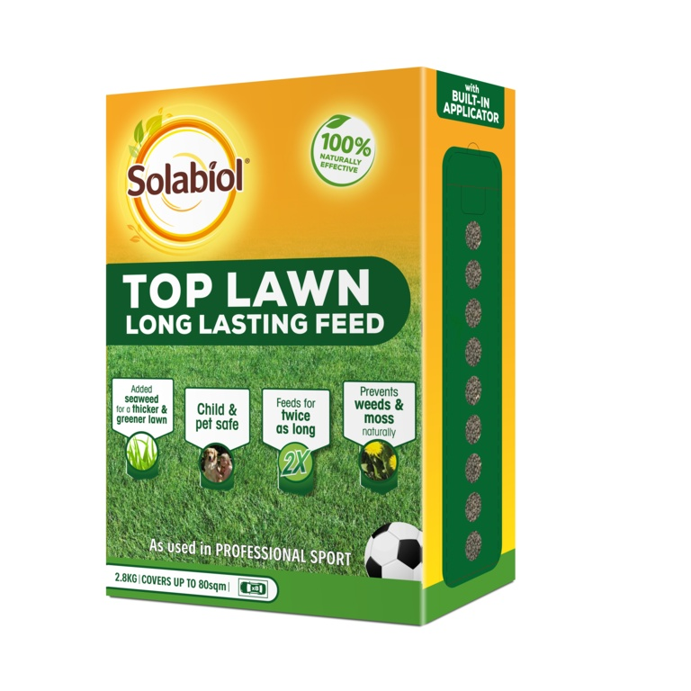 Solabiol Top Lawn - 2.8kg
