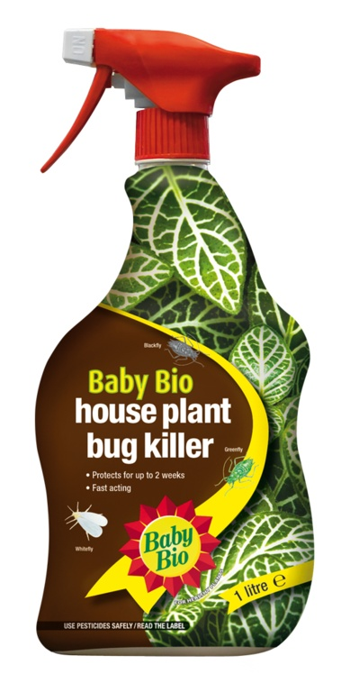 Baby Bio Houseplant Bug Killer - 1L