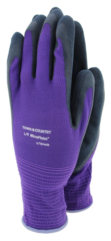 Town & Country Mastergrip Purple Glove - Medium