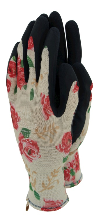 Town & Country Mastergrip Pattern Rose Glove - Small