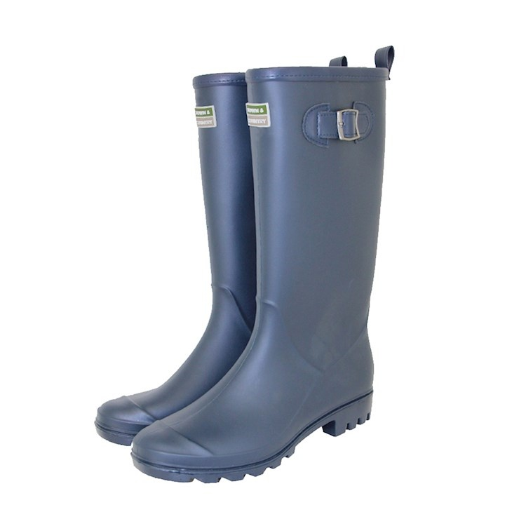 Town & Country The Burford Wellies Navy - Size 4