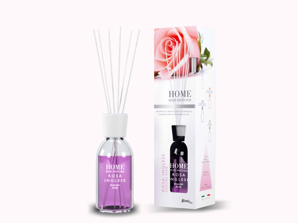 Aladino Reed Diffusers - English Rose