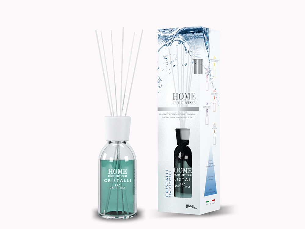 Aladino Reed Diffusers - Sea Crystals