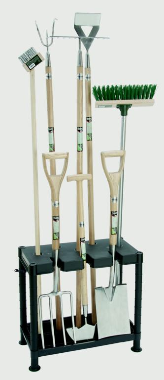 Garland Garden Tool Tidy Flatpack 2 Shelf Unit - 60cm