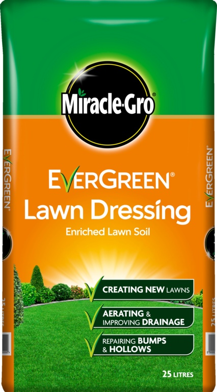 Miracle-Gro Lawn Dressing - 25L
