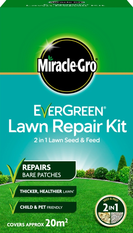 Miracle-Gro Lawn Repair Kit - 1kg