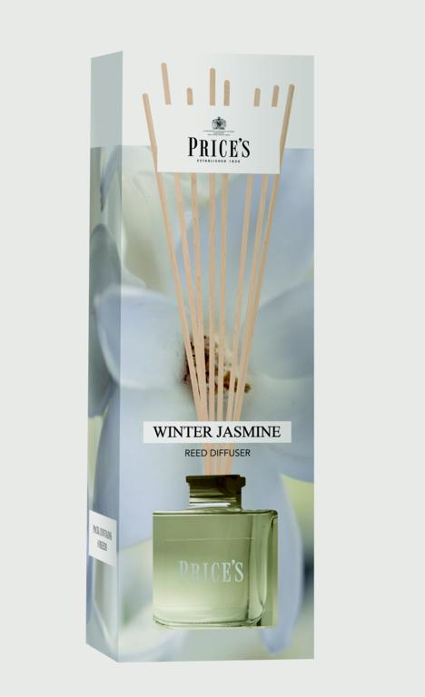 Prices Reed Diffuser - Winter Jasmine