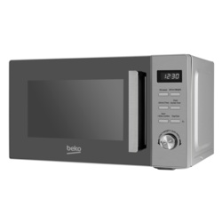 Beko Steel Touch Control Microwave 800w