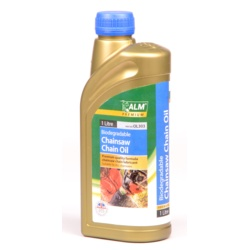 ALM Biodegradable Chainsaw Chain Oil