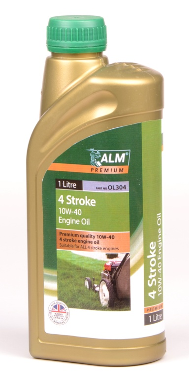 ALM 4 Stroke 10w-40 Lawnmower Oil - 1L