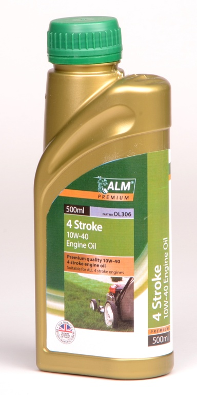 ALM 4 Stroke 10w-40 Lawnmower Oil - 500ml