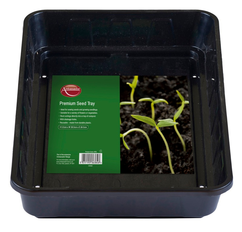Ambassador Premium Seed Tray - Medium