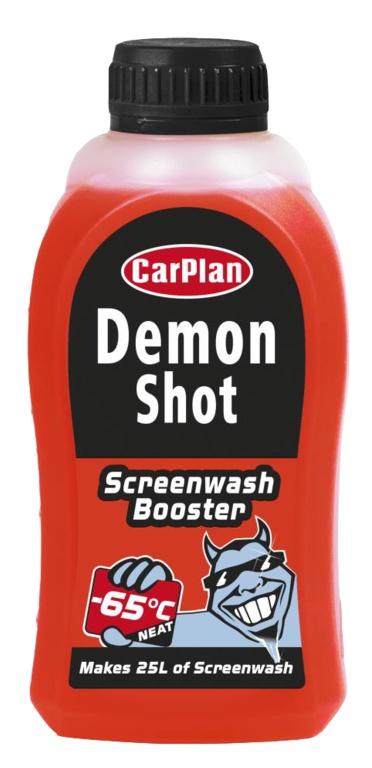 Carplan Demon Shot Screen Wash Booster - 500ml