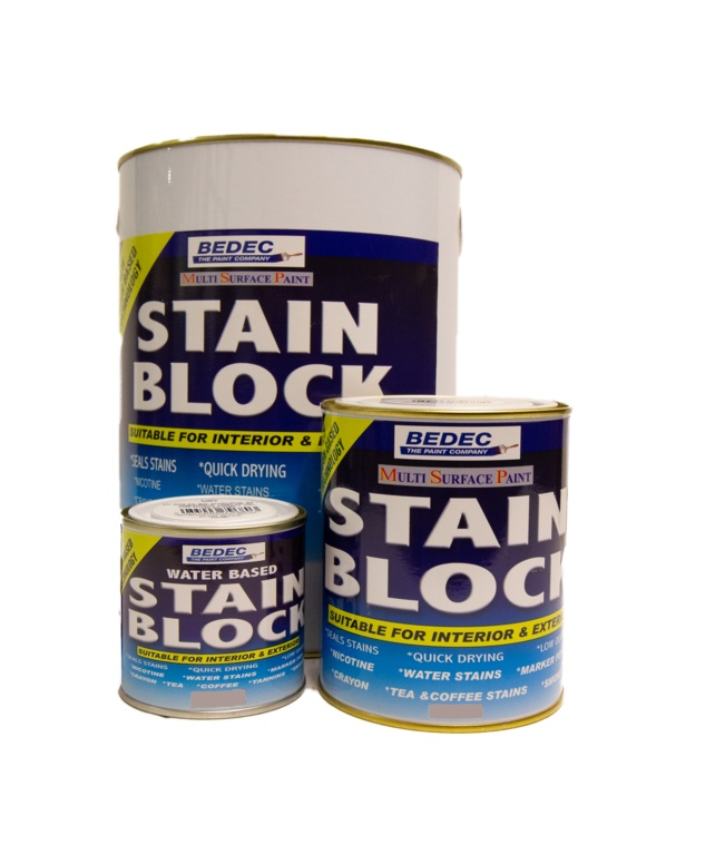 Bedec Stain Block - 750ml