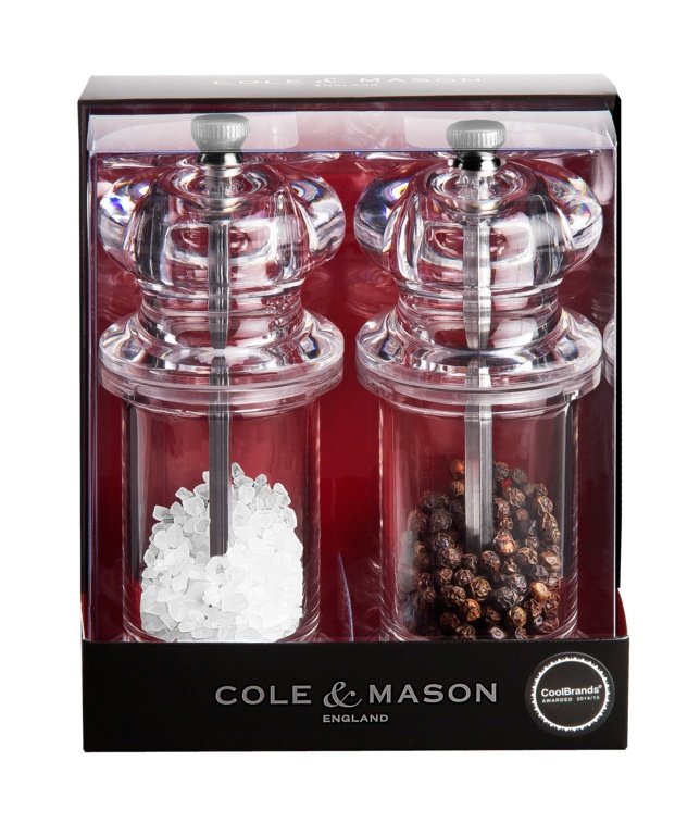 Cole & Mason Salt & Pepper Gift Set