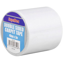 SupaDec Double Sided Carpet Tape - 48mm x 5m