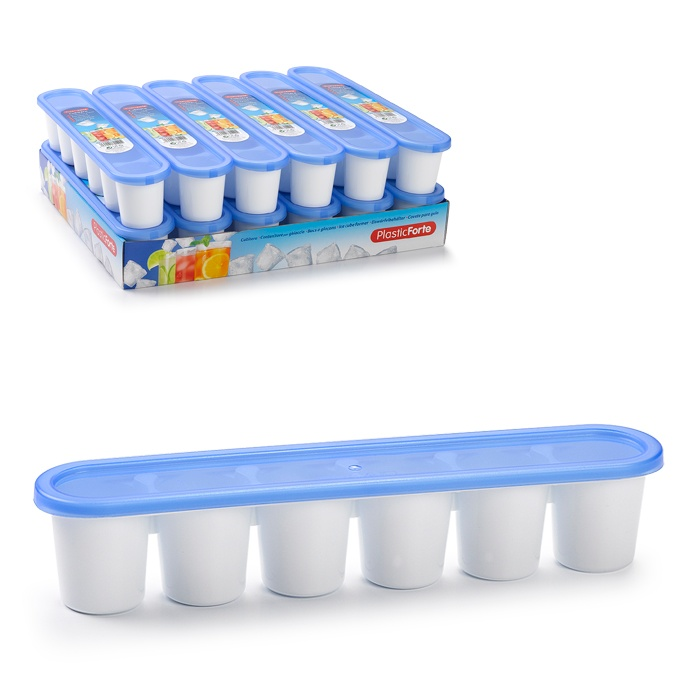 Plastic Forte Big Ice Cube Tray