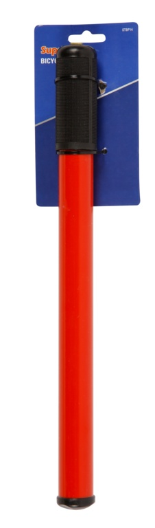 SupaTool Bicycle Pump - 14""