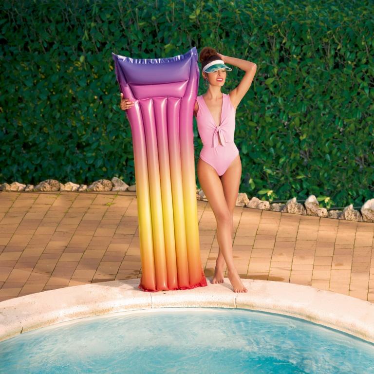 """Bestway Rainbow Pool Mat - 27"""""""