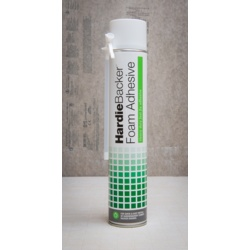 James Hardie Hardie Backer Foam Adhesive