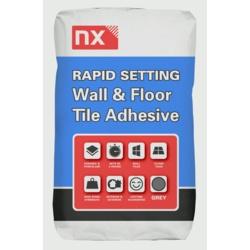 Norcros NX Rapid Set Adhesive For Tiles