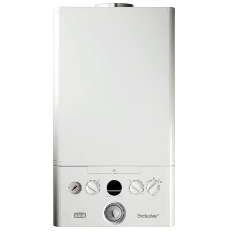 Ideal Exclusive Combi Boiler & Clock - 30kw