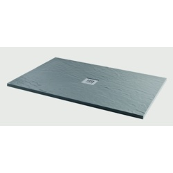 SP Ultra Low Grey Shower Tray