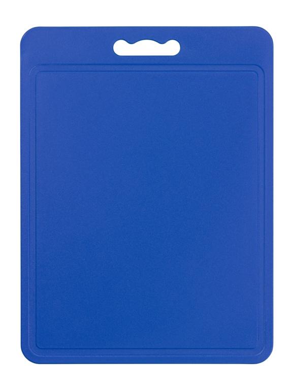 Chef Aid Poly Chopping Board 40 x 30cm - Blue