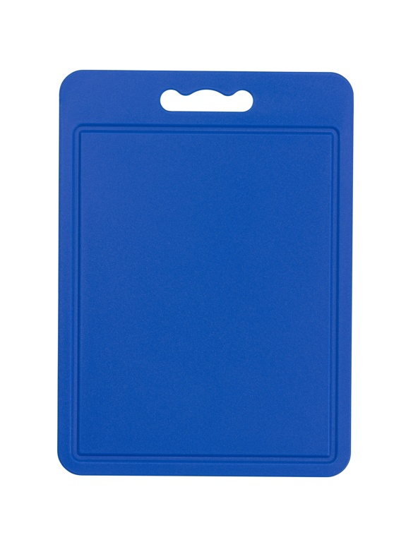 Chef Aid Poly Chopping Board 35 x 25cm - Blue