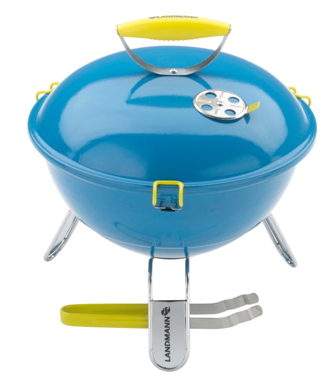 Grill Chef Piccolino Barbecue - Azure