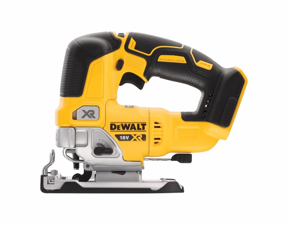 DeWalt 18V XR Brushless Jigsaw - Bare Unit
