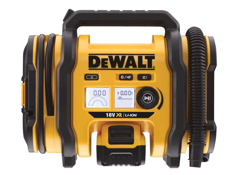 DeWalt 18V Triple Source Inflator