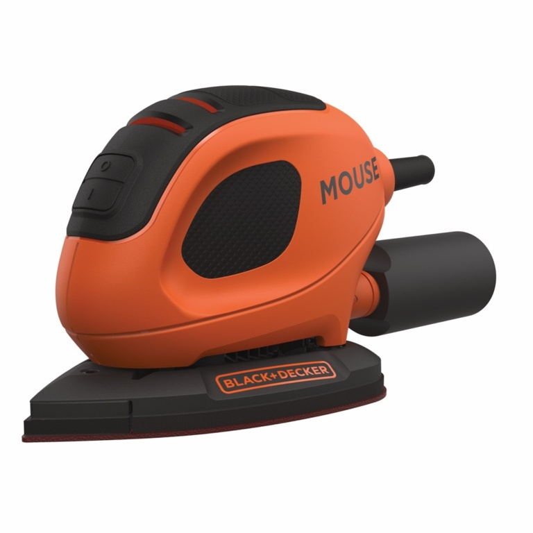 Black & Decker Mouse Sander With Accessories
