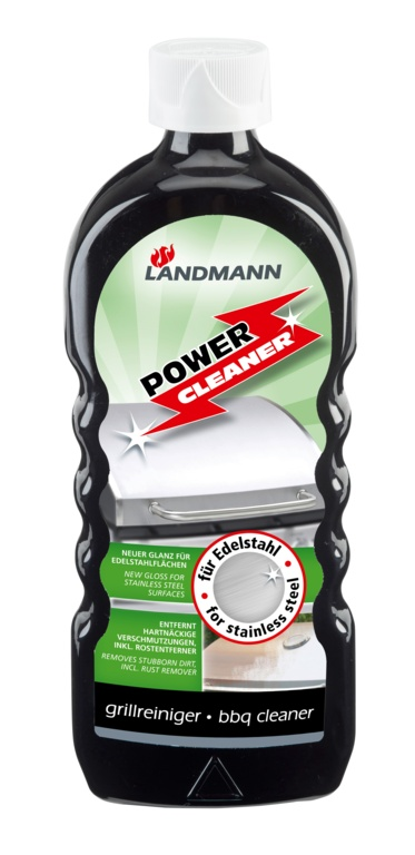 Landmann Power Stainless Steel Cleaner - 0.5L