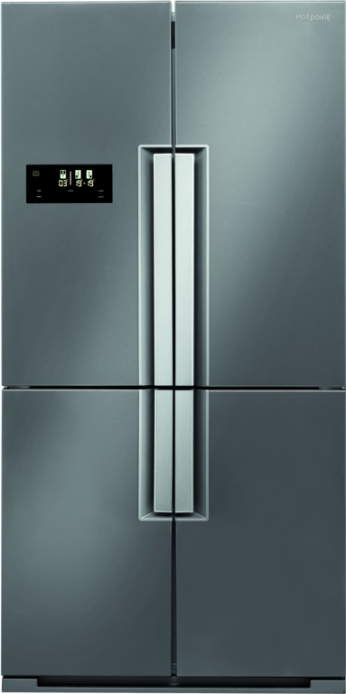 Hotpoint Four Door Fridge Freezer