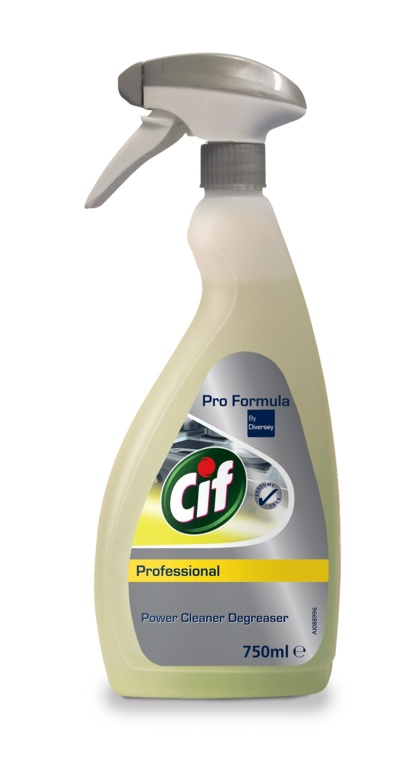 Cif Professional Power Cleaner Degreaser - 750ml