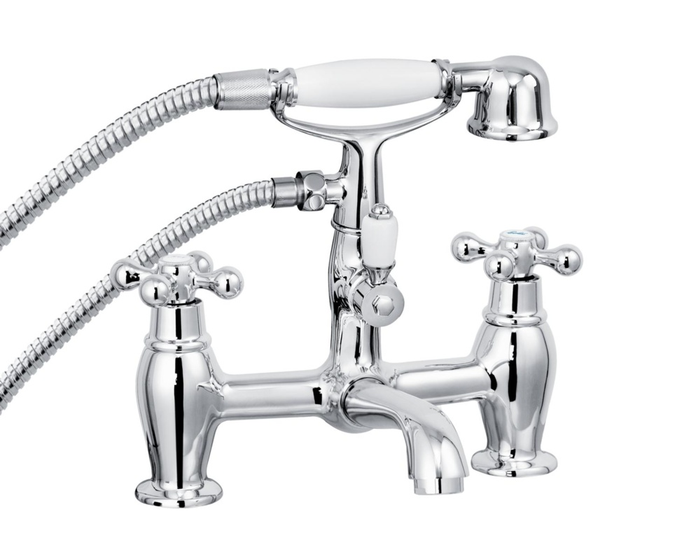 Cascade Pendridge Bath Shower Mixer