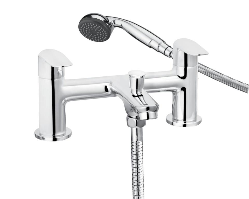 Cascade Compass Bath Shower Mixer