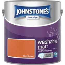Johnstone's Washable Matt 2.5L