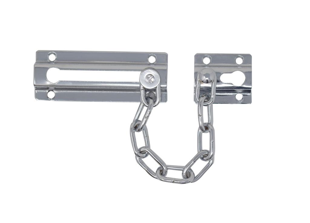 Yale Essentials Door Chain - Chrome