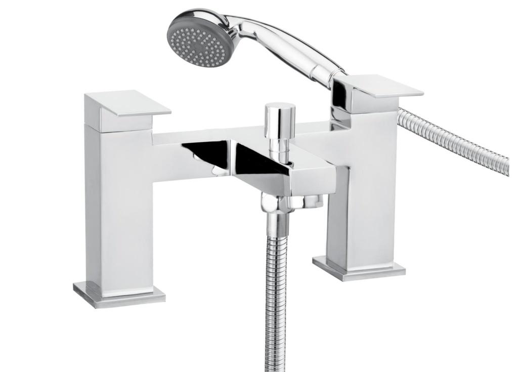 Cascade Edge Bath Shower Mixer