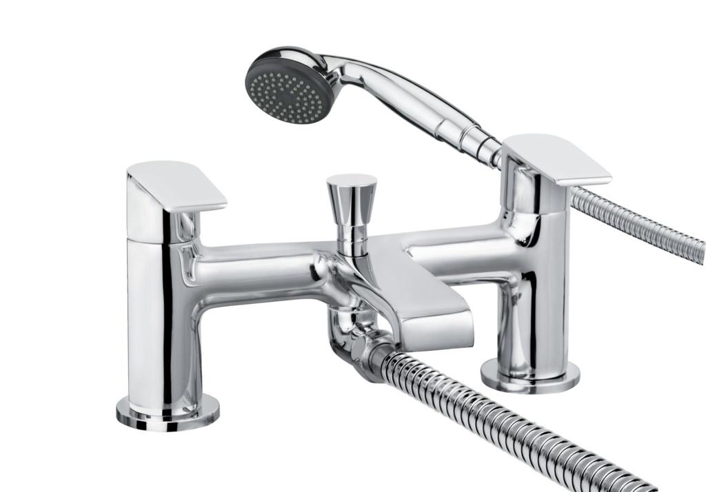 Cascade Cadence Bath Shower Mixer