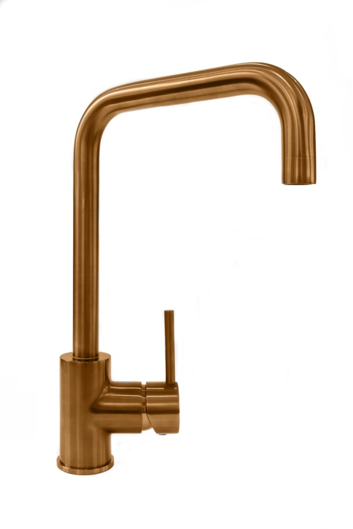 Reginox Monoblock Kitchen Tap - Acri Copper