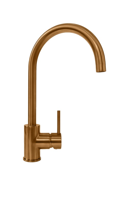 Reginox Monoblock Kitchen Tap - Clara Copper