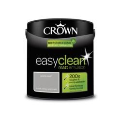Crown Easyclean Matt 2.5L Granite Dust
