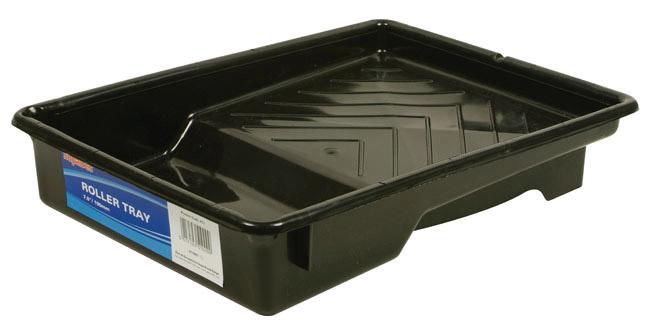 SupaDec 7 inch Paint Tray - Black