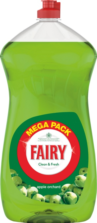 Fairy Washing Up Liquid - Apple 1410ml