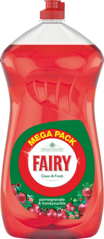 Fairy Washing Up Liquid - Pomegranate 1410ml