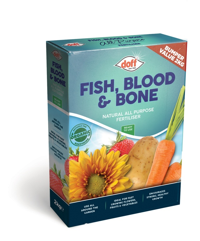 Doff Fish Blood And Bone - 2kg